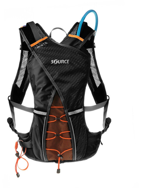 SOURCE Verve Hydration Pack 2l Black